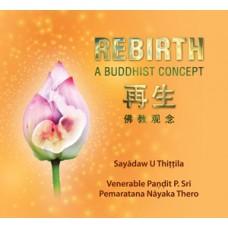 REBIRTH: A Buddhist Concept / 再生:佛教观念